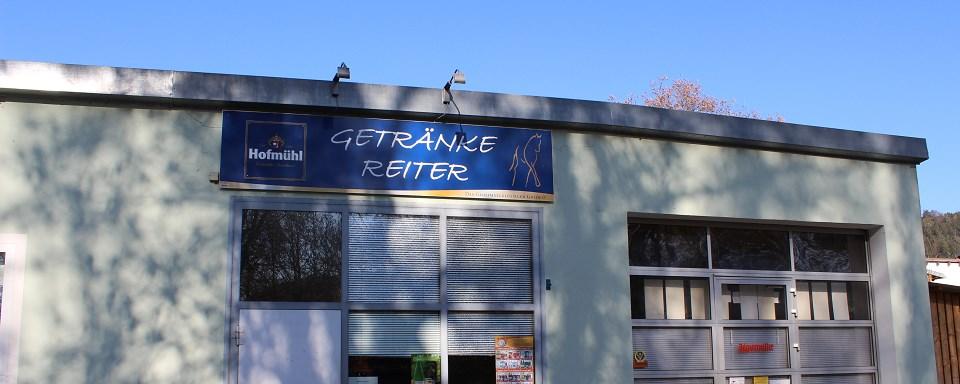 Getränke Reiter - Kipfenberg